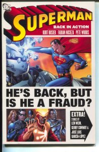 Superman: Back In Action-Len Wein-TPB-trade