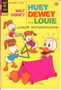 HUEY DEWEY & LOUIE (1966-1984 GK) 16 VF- Sept. 1972 COMICS BOOK
