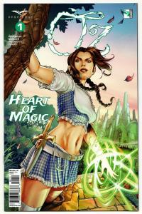 Oz Heart Of Magic #1 Cvr A (Zenescope, 2019) NM