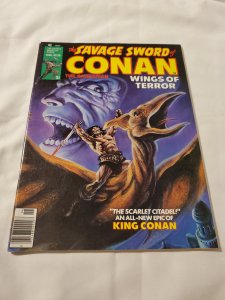 Savage Sword of Conan 30 VF