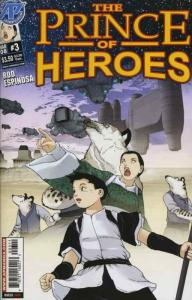 Prince of Heroes, The #3 VF/NM; Antarctic | save on shipping - details inside