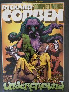 Richard Corben collection
