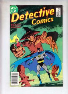 Detective Comics #571 (Feb-87) VF+ High-Grade Batman, Robin the Boy Wonder