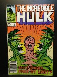 The Incredible Hulk #315 (1986)