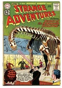 Strange Adventures #138 -DC-Murphy Anderson-Atomic Knights 1961 FN-