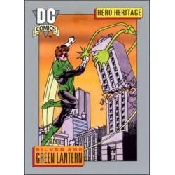 1991 DC Cosmic Cards - SILVER AGE GREEN LANTERN #8