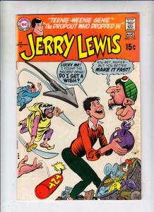 Jerry Lewis, the Adventures of #119 (Aug-70) FN/VF Mid-High-Grade Jerry Lewis