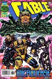 Cable (1993 series) #38, NM (Stock photo)