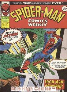 SPIDER-MAN WEEKLY  (#229-230) (UK MAG) (1973 Series) #137 Very Good