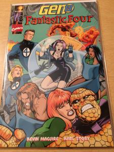 Gen 13/Fantastic Four crossover