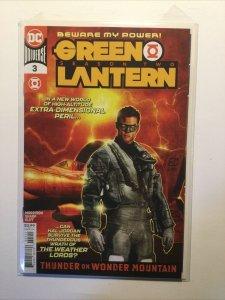 Green Lantern Season Two 3 Near Mint Nm Dc Comics
