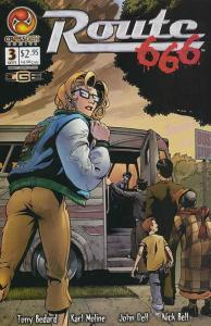 Route 666 #3 VF/NM; CrossGen | save on shipping - details inside