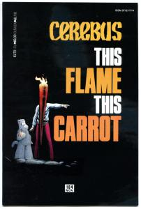 CEREBUS the AARDVARK #101 102 103 104 105-125, VF+, Dave Sim, 1977, 24 issues