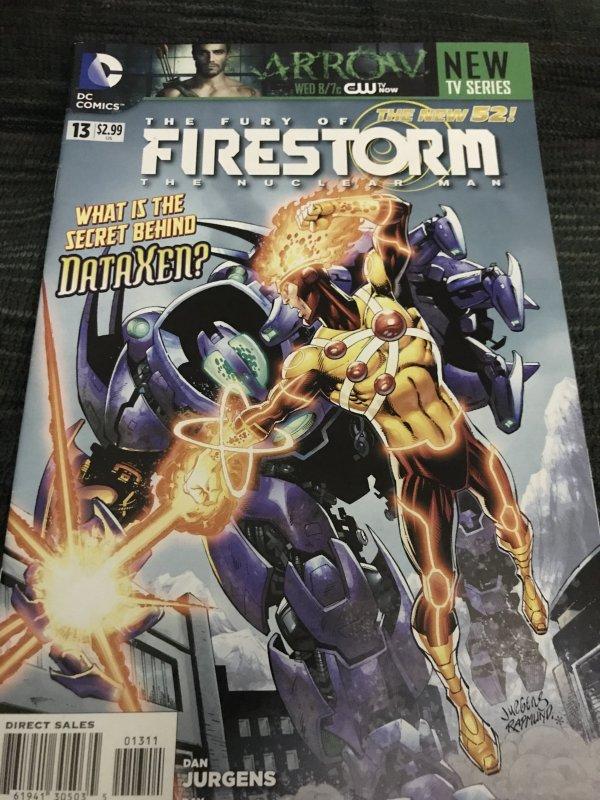 DC Firestorm #13 Mint The New 52