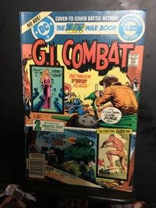 G.I. Combat #233 (1981) hi gray Joe Kubert cover, giant size key! VF/NM Wow