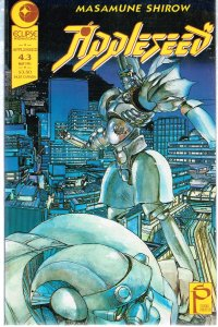 Appleseed: Book 4 #3 (1991)