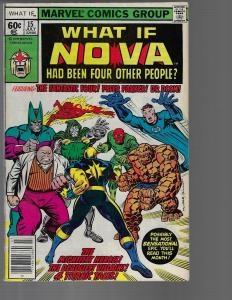 What If #15 (Marvel, 1979)