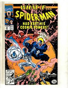 What If ? # 31 NM Marvel Comic Book Feat. Venom Spider-Man Punisher Hulk J381