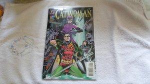 1995 DC COMICS CATWOMAN # 25