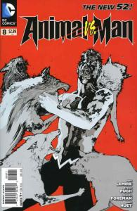 Animal Man (2nd Series) #8 VF/NM; DC | save on shipping - details inside