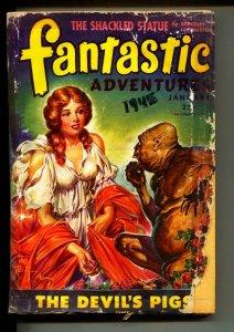 Fantastic Adventures-Pulps-1/1945-Don Wilcox-Berkeley Livingston
