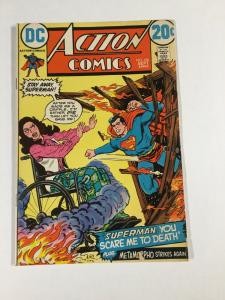 Action Comics 416 8.0 Vf Very Fine Dc Bronze Age