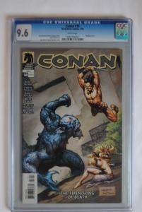 Conan, #18, 9.6