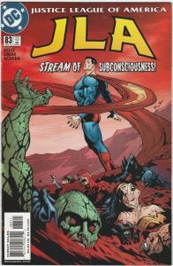 5 JLA DC Comic Books # 83 84 85 86 87 Superman Batman Wonder Woman Flash LH22