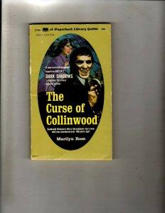 3 Pocket Books The Brave Rifles, The Six-Gun Kid, The Curse of Collinwood JL22