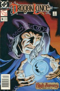 Dragonlance #14 (Newsstand) VF/NM; DC | save on shipping - details inside