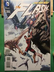 The Flash #39 The New 52
