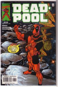 Deadpool   vol. 1   #43 VF