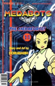Medabots Part 3 #3 VF/NM; Viz | save on shipping - details inside