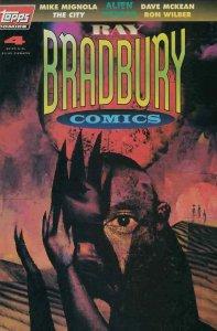Ray Bradbury Comics #4 FN; Topps   save on shipping - details inside