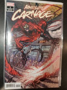 ABSOLUTE CARNAGE #1 1:50 VARIANT