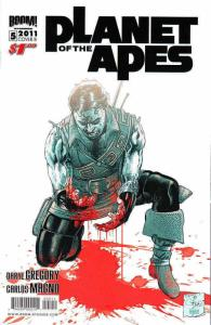 Planet of the Apes (5th Series) #5B VF/NM; Boom! | save on shipping - details in