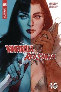 Vampirella Red Sonja #5 Cvr C Oliver (Dynamite, 2020) NM