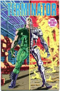 TERMINATOR #1 2 3 4, + One Shot , VF/NM, 1990-91, 5 issues, Cyborg, Robot