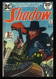 Shadow #1 FN/VF 7.0