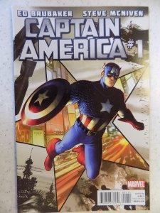 Captain America #1 (2011)