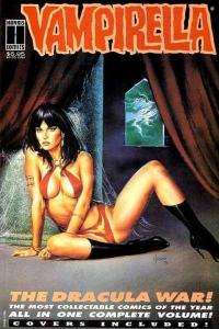 Vampirella (1992 series) The Dracula War TPB #1, VF (Stock photo)
