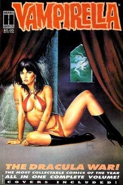Vampirella (1992 series) The Dracula War TPB #1, VF (Stock photo)