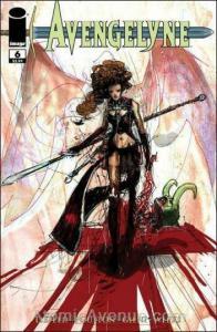 Avengelyne (Vol. 4) #6C VF/NM; Image | save on shipping - details inside