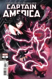Captain America #5 (Marvel, 2018) NM