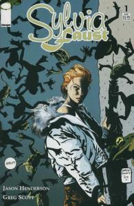 Sylvia Faust #1 VF/NM; Image   save on shipping - details inside