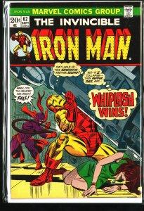 Iron Man #62 (1973)