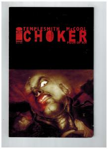 Choker # 4 VF Image Comic Books Hi-Res Scans Part 4 of 6 issue series WOW!!! SW1