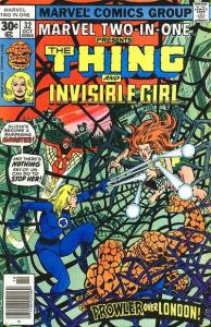 Marvel Two-In-One (1974 series) #32, VF- (Stock photo)