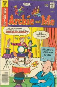 Archie and Me #89 FN; Archie | save on shipping - details inside