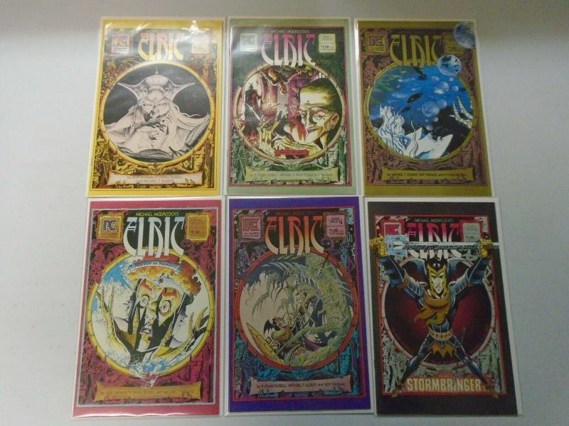 Pacific Comics Elric (1983) Set #1-6 8.0/VF